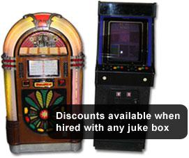 Juke Box and Arcade
