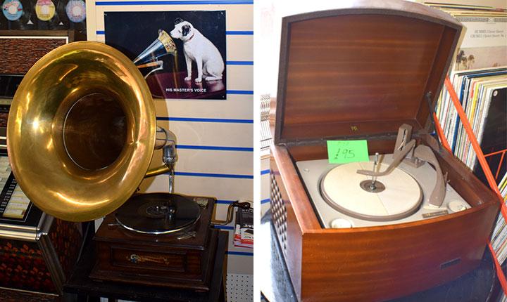Betterdaze Vintage Record Players 2017