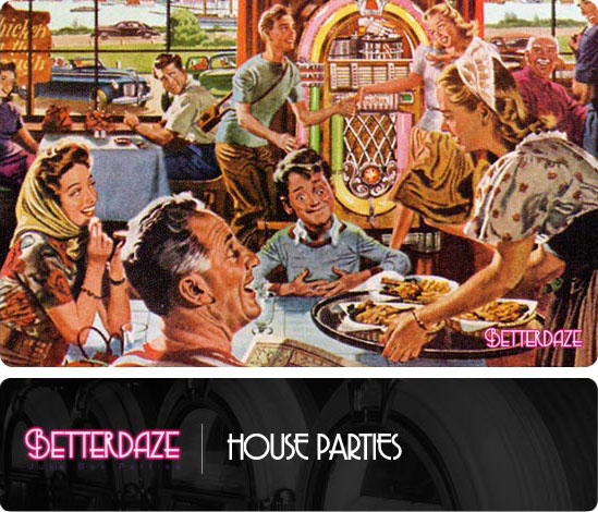 House Party Header