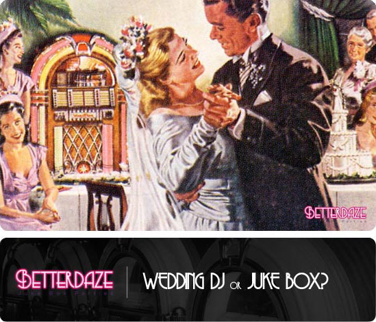 Wedding DJ Header