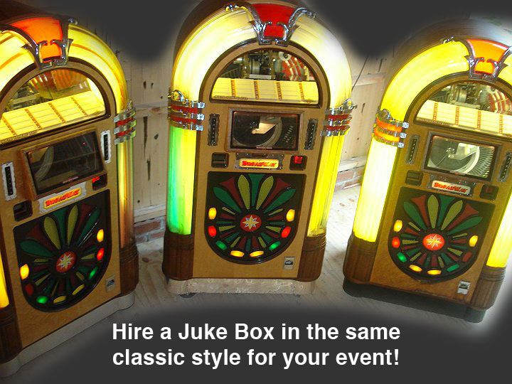 Broadway Juke Box Hire